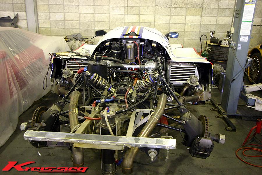 Porsche 962 Engine Porsche 956 Engine Www Imgkid The