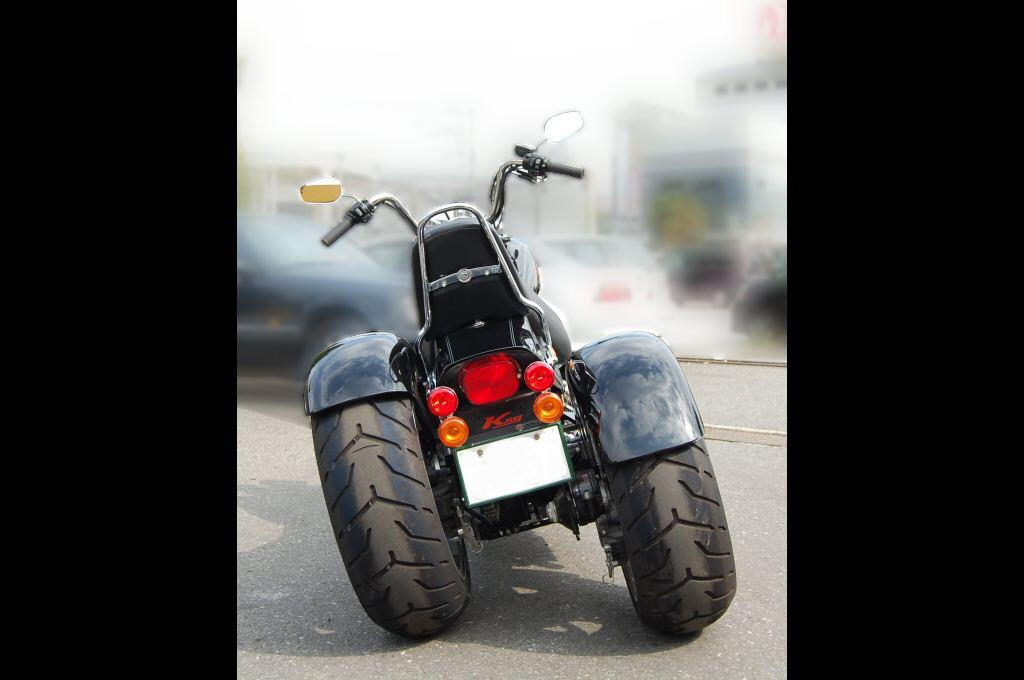 Ksg Trike The Future